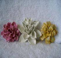 Flower Bloom pins