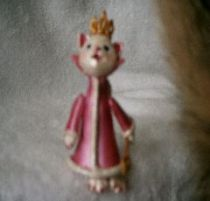 Princess Kitty ornament