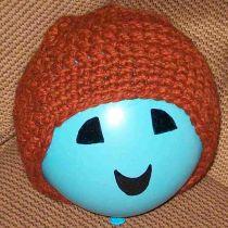 Burnt Orange Bucket Hat - Mens