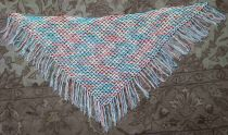 Ocean Breeze Shawl