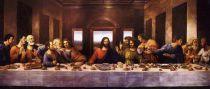 Lords Last Supper Fridge Magnet