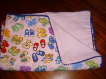Shoes Shoes And More Shoes Baby Blanket