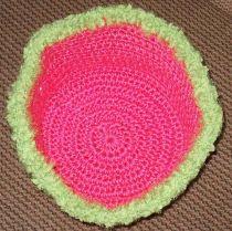 Watermelon Hat - for women