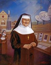 Mother Angelica Nun of the Media 8x10 Print