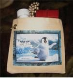 Happy Feet mini purse