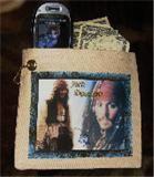 Johnny Depp mini purse