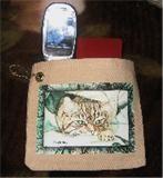 Friendly Cats mini purse