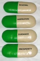 Mantra Pill Set