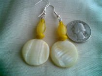 Yellow as the sun Earrings