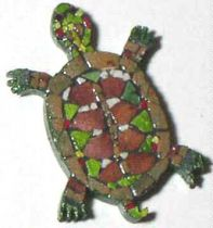 Tortoise Pin