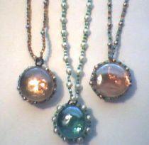 Asst Stone Necklace
