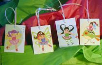 Little Faries Gift Tags