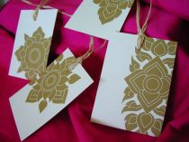 Thai Flare Gift Tags