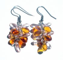 Caramel and Sweets Earrings