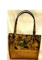 Realtree Camo and Burlap purse